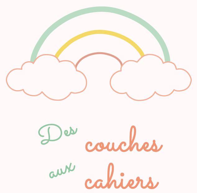 Des Couches aux Cahiers